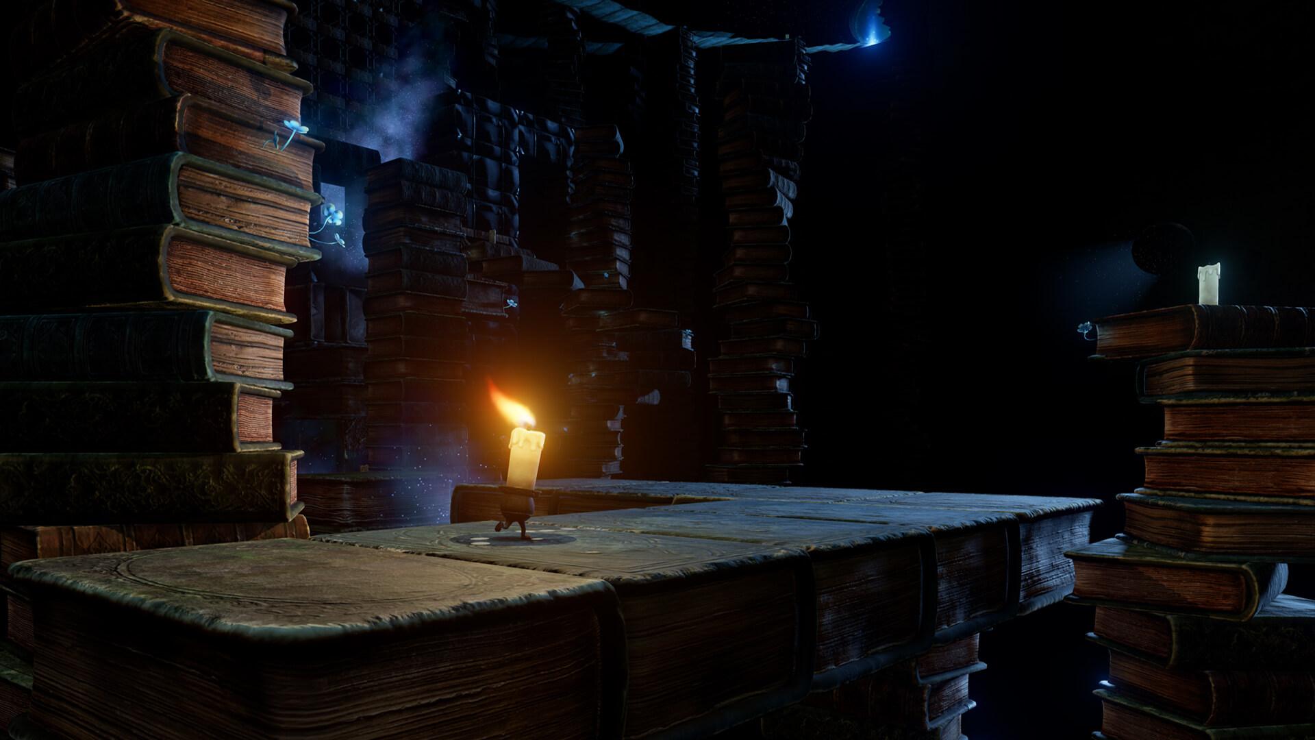 《蜡烛人》游戏截图