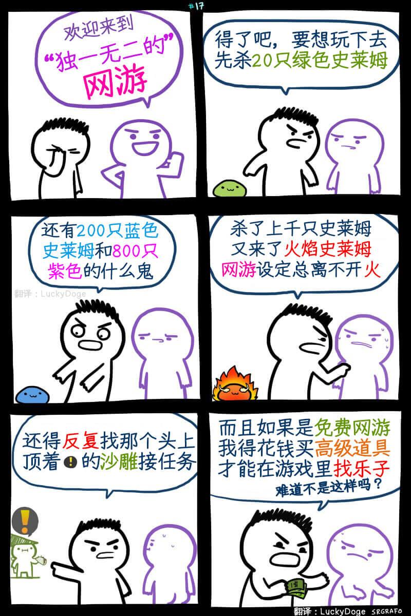 网游现状(作者:SrGrafo)