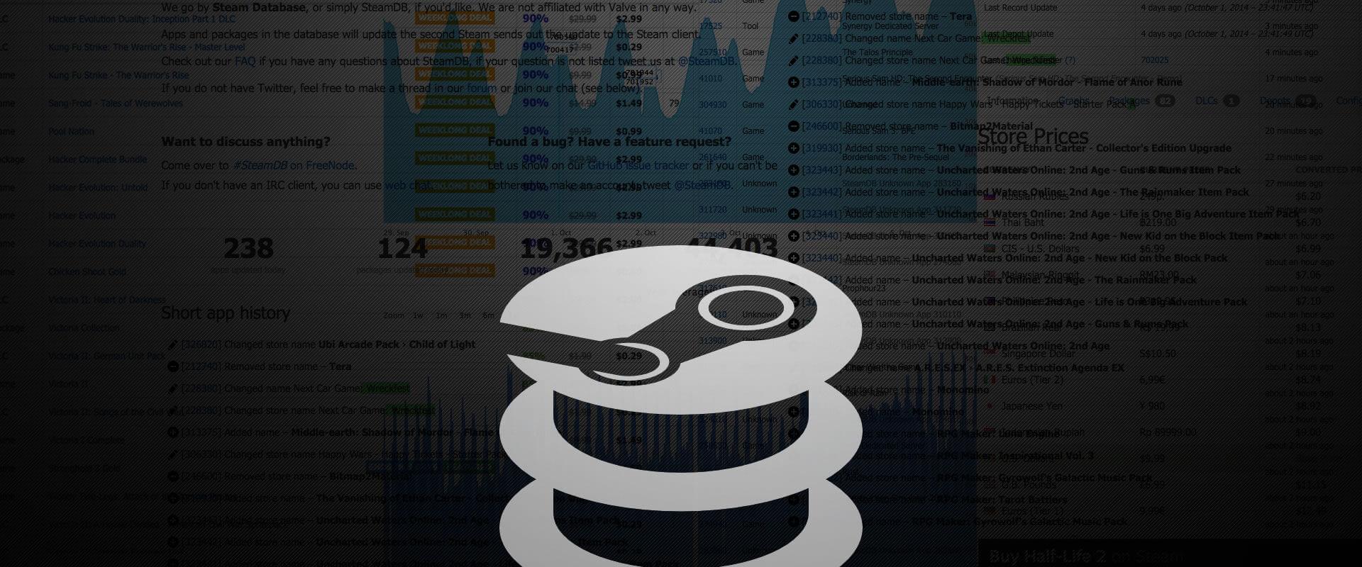 利用 SteamDB 信息回退 Steam 游戏版本