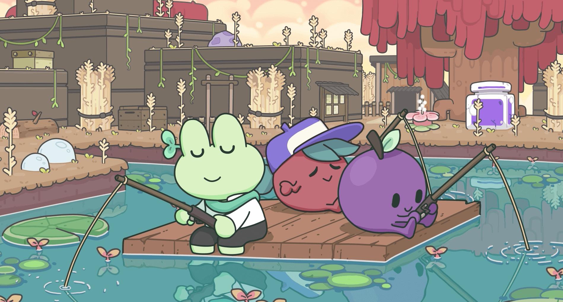 Rose City Games的游戏《花园故事》